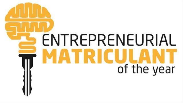 Entrepreneurial Matriculant Winner Announcement