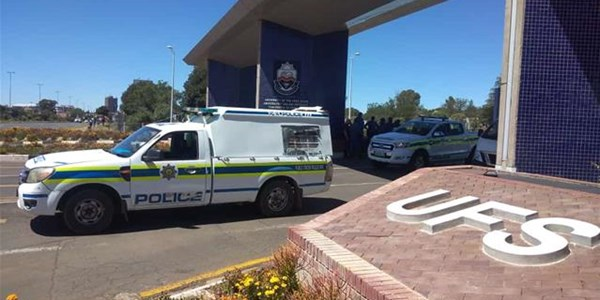 18 students charged by UFS   News Article