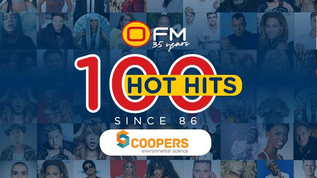 OFM's 100 hottest songs since 1986
