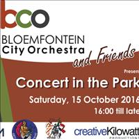 BCO Concert in the Park