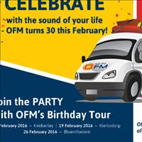 OFM 30th Birthday Tour