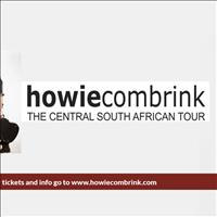 Howie Combrink Central SA Tour