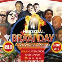 Heidedal Braai Day Celebration