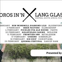 'Oros in 'n lang glas' Central South Africa Tour