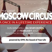 Great Moscow Circus powered by OFM