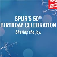 Spur's 50th Birthday