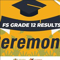 FS Grade 12 Results Ceremony