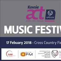 Kovsie ACT Music Festival