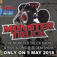 Monster Truck Show and Ride Along with OFM