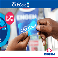 Clicks Clubcard Double Cash Back at ENGEN