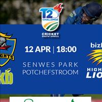 Highveld Lions vs Knights