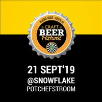 Round Table Potch 47 Craft Beer Festival
