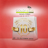 Goldfields Mall's 10th Birthday Celebrations