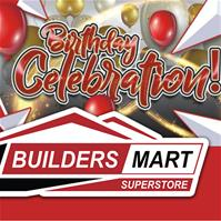 Builders Mart Superstore's 3rd Birthday