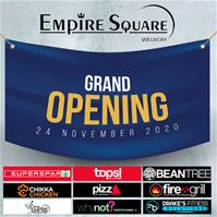 Empire Square Welkom Grand Opening