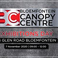 Bloemfontein Canopy Centre Exhibitions Day