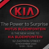 Kia Bloemfontein's official opening at new premises
