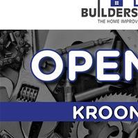 Builders Depot Kroonstad opening