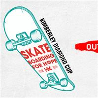 Get stoked with Skateboarding for Hope