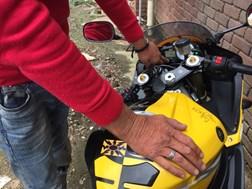 'Bloem se Biker Boys' spog met ysterperd 'van Bo' - VIDEO, FOTO's | News Article