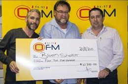 OFM Presidents Cup Pink Golf Day
