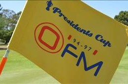 OFM Presidents Cup Golf Day