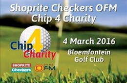 Shoprite Checkers OFM Chip for Charity 2016