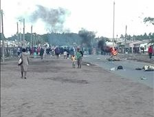Welkom Protests October 2017