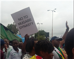 Thousands take to Harare streets | News Article