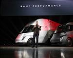 Tesla unveils electric articulated truck | News Article