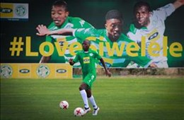 #LoveSiwelele prepare for #TKO2017 final