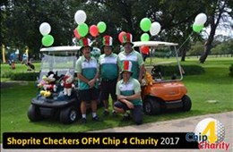 Shoprite Checkers OFM Chip for Charity 2017 - Teams