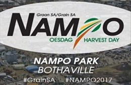 Grain SA Nampo Harvest Day 2017