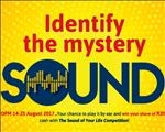 The Sound of Your Life Competition