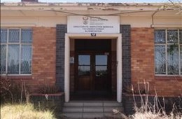 Conditions at the DAFF Bloemfontein offices