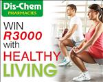 Dis-Chem – Healthy Living Competition