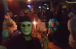 #Halloween celebrated in Bloemfontein and Cape Town