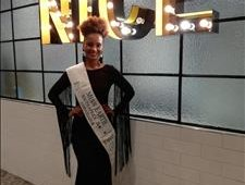 Well wishes for Margo Fargo before #MissEarth journey