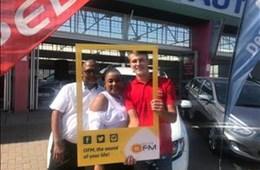 #OFMStreetSquad @ Auto Pedigree Kroonstad
