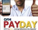 OFM Pay Day