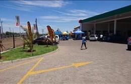 The #OFMStreetSquad @ Grand Opening of Puma & OK Express, Kimberley