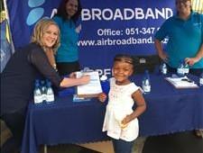 #OFMStreetSquad @ Air Broadband Promotion, Westdene