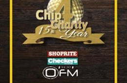 Shoprite Checkers OFM Chip 4 Charity 2018