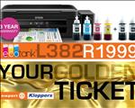 Win with Epson & Kloppers