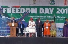 #FreedomDay2018 Bloemfontein Celebrations