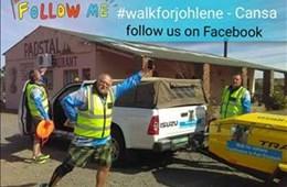 #WalkForJohlene2