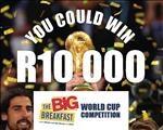 The Big Breakfast World Cup Draw
