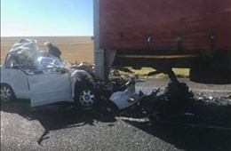 N1 Tierpoort Accident