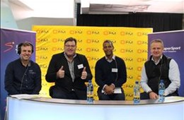 SuperSport-OFM Business Breakfast