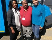 #ClearRiversCampaign Ficksburg Outside Broadcast